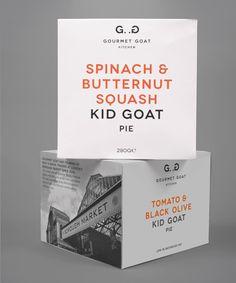 Gourmet Goat — The Dieline - Branding & Packaging