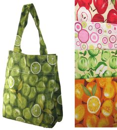 Green Grocery Bag