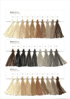 Stock Service Alpaca and Blends Hong Kong Card A/W 14-15 - Page 1