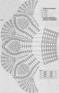 Crochet Umbrellas Archives - Beautiful C - Diy Crafts - DIY & Crafts Crochet Lace Collar, Crochet Gloves, Thread Crochet, Crochet Doilies, Crochet Stitches, Crochet Skirt Pattern, Crochet Doll Dress, Crochet Skirts, Crochet Baby Clothes