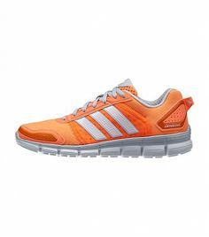 adidas climacool orange shoes