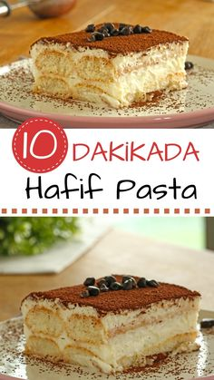 10 Dakikada Çok Hafif Pasta Tarifi – Nefis Yemek Tarifleri Video narration How to make very light cake recipe in 10 minutes? video description of this recipe and photos of those who try it are here. Yummy Recipes, Cake Recipes, Dessert Recipes, Yummy Food, Dessert Simple, Sweet Desserts, Easy Desserts, Mousse Au Chocolat Torte, Light Cakes