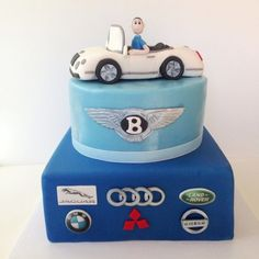 Cars Lover - Cake by funni - CakesDecor