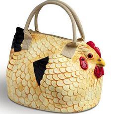 Bolso gallina