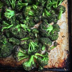 #Repost @diane.practicalpaleo  RECIPE FOR DELICIOUSNESS: Broccoli tossed with @kasandrinos #evoo sea salt black pepper and garlic powder --- into a 375 degree oven for about 30 minutes coarse sea salt to finish. Veggie sides don't need to be too fancy this is so delicious just as it is!  #paleo #practicalpaleo #21dsd #thisishowwereallyeat #alltheveggies #kevoo
