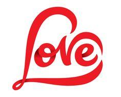 Love - Rob Clarke Typography