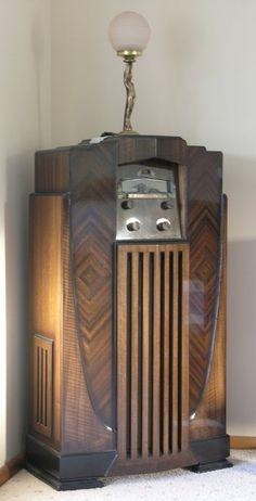 Aristocrat Radio . 1935