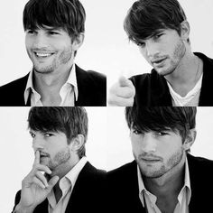 There are many celebrities that I love on and off, but Ashton Kutcher is one that I never stop loving.
