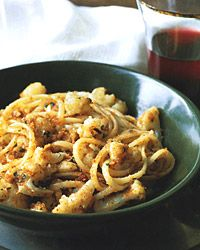 Linguine with Cauliflower, Garlic, and Bread Crumbs Recipe - Quick From Scratch Italian | Food & Wine