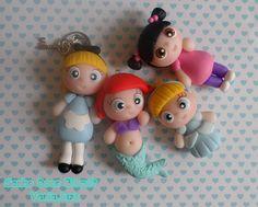 Chaveiros Princesas | Flickr - Photo Sharing!