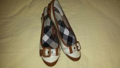 Day 20: Burberry flats :)