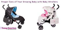The most vital thing while selecting a stroller is thinking how comfortable and relaxed the infant will be in stroller. This way it will become convenient to select the proper type stroller - See more at: http://www.youngsmartees.com/blog/baby-furniture-and-accessories/acquire-proper-care-of-your-growing-baby-with-baby-strollers/#sthash.8vNQAy6z.dpuf #babyStrollers #NurseryfurnitureSets #PushChair #NurseryFurniture