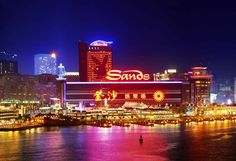 Sands Casino, Macau