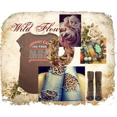 Wild Flower Dressing Your Truth Type 3