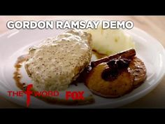 Gordon Ramsay's Pan Seared Pork Chop: Extended Version | Season 1 Ep. 2 | THE F WORD - YouTube