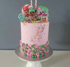 Lol Surprise Birthday Party. Lol Surprise Dolls. Lol Surprise Cake.