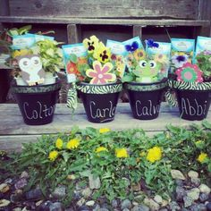 May Day baskets for the kids