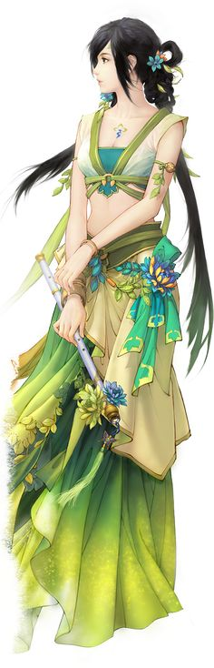 f Druid Asian Faction urban city garden Magic Rod Character Portraits, Character Outfits, Character Art, Character Design, Fantasy Inspiration, Character Inspiration, Conan Rpg, Fantasy Characters, Female Characters