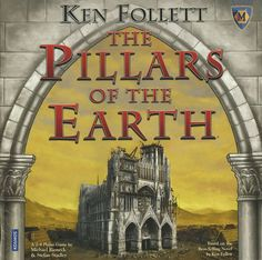 The Pillars of the Earth | Image | BoardGameGeek