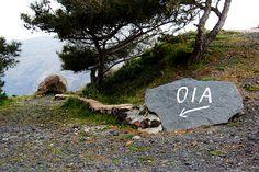 Path to Oia - Santorini (Thira), Greece