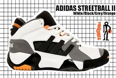 90's Adidas Streetball