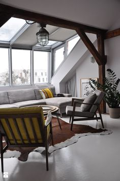 Salon styl Vintage - zdjęcie od ENDE marcin lewandowicz - Salon - Styl Vintage - ENDE marcin lewandowicz