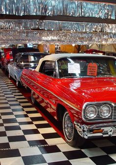 Admission to the Volo Auto Museum
