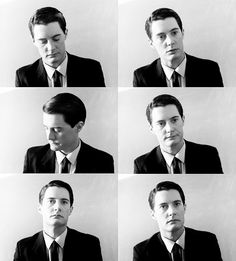 Kyle McLaughlin, Agent Cooper- loved him since Twin Peaks! David Lynch Twin Peaks, Kyle Maclachlan, Laura Palmer, Fritz Lang, Between Two Worlds, Muse, The Lone Ranger, Film Serie, Portraits
