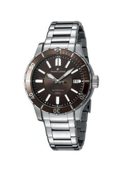 Maurice Lacroix Herren-Uhren Miros Diver Automatik MI6028-SS072-730 | Your #1 Source for Watches and Accessories