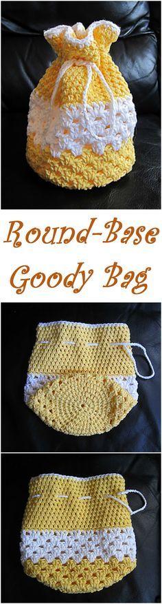 ROUND-BASE GOODY BAG