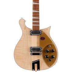 Rickenbacker 660 Electric Guitar Mapleglo