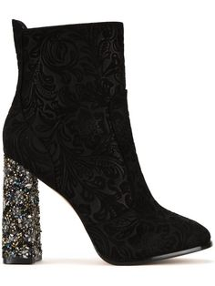 Shop Sophia Webster 'Kendra' brocade boots.