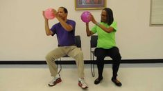 1000 Images About Senior Exercise On Pinterest Chair