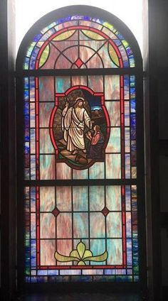Providing stained glass windows for churches, repairing church windows, restoring leaded windows, and installing protective covering.