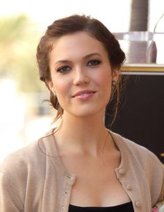 Mandy Moore, a clear/bright spring