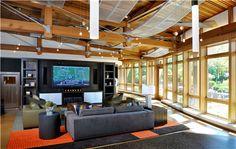 Private Residence in Western Michigan (2 of 2). Architect/Designer: AMDG Architects. Builder: Mike Schaap Builders. Interior Designer: Via Design.