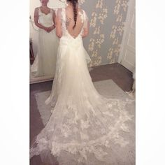 Última prova da Marcela <3 Wedding Dress Atelier Carla Gaspar