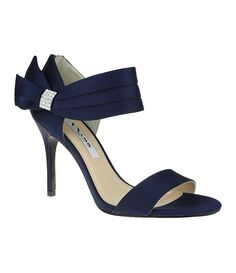 New Navy:Nina Cosmos Dress Sandals