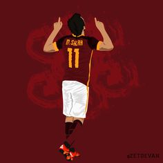 Mohammed salah minimal Egyptian Kings, Mohamed Salah, As Roma, Like4like, Fans, Soccer, Football, Illustration, Instagram Posts