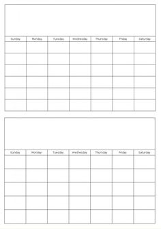 Calendars That Work 2 Month | Calendar | Pinterest | Planners ...