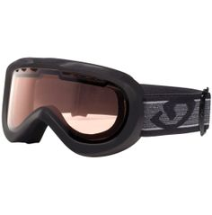 The Giro® Adult Verse Snow Goggles combine fit, function and affordability in a classic, stylish package. The Super Fit™ frame and plush, tailored face foam ensure a comfortable and secure fit that will keep you going for hours on the mountain. The Verse is designed to play nicely with your favorite helmet for seamless integration, while the AR40 lens takes on a variety of light conditions with ease.