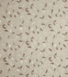 Home Decor Print Fabric-Eaton Square Troop-Alloy Floral/Foliage