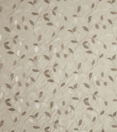 Home Decor Print Fabric-Eaton Square Troop-Alloy Floral/Foliage