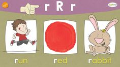 The R Chant   Phonics and Vocabulary   Think Read Write   ELF Learning
