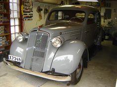 Volvo PV52 (1937)