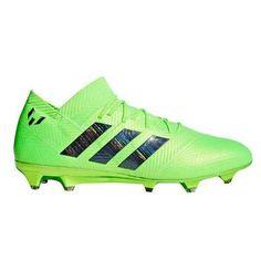 newest 4031b ba124 adidas Mens Nemeziz Messi 18.1 FG Soccer Cleat Soccer Boots, Soccer  Cleats, Adidas Men