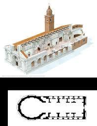 Resultado de imagen de templo malatestiano rímini