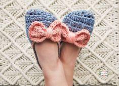 Crochet Ophelia House Slippers