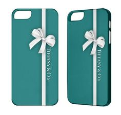 iPhone Case Tiffany Blue iPhone 5 Case Tiffany and Co iPhone 4 4S 3G 3GS Case Tiffany iPod Touch 5 4G Case Cute Cell Phone Case Cover Cool. $17.50, via Etsy.