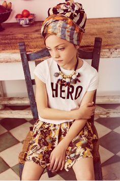 A Lookbook with Afro-Cuban Style: New Mango Kids' Collection - Petit & Small